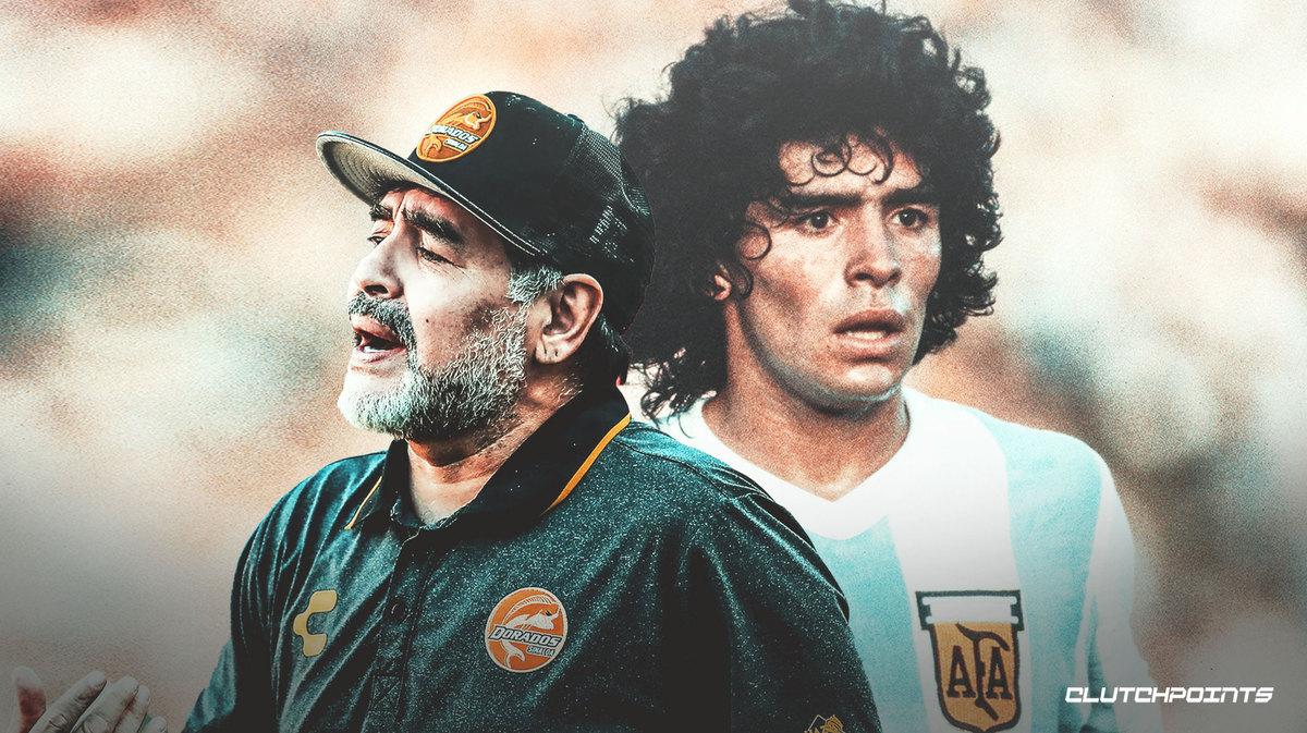 الكشف عن آخر كلمات الأسطورة مارادونا قبل الرحيل  ..  ماذا قال و ما هي وصيته؟