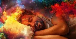 تكرار الحلم بشخص معين دون التفكير فيه