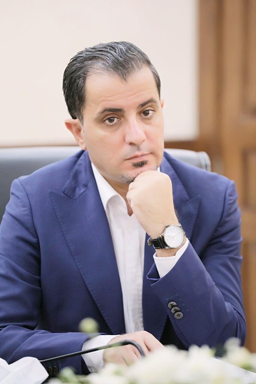 الزميل طارق ابو شقرا  .. مبارك