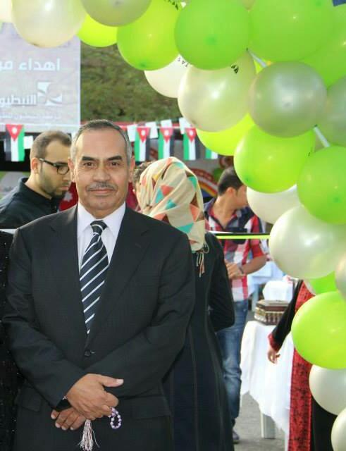 زكي الكفاوين مبارك التعيين