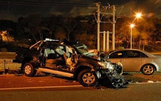 الكرك: وفاة سيدة بحادث تصادم بمنطقة زحوم