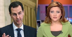 للمرة الثانية  ..  لقاءات غامضة للأسد من داخل قصره  ..  صور