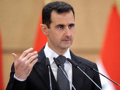 الأسد يطلب من دول البريكس المساهمة في وقف العنف بسوريا