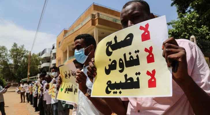 السودان يلغي رسميا قانون مقاطعة الاحتلال الاسرائيلي