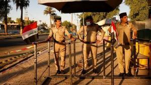 العراق  ..  إجراءات أمنية مشددة مع قرب إعلان نتائج الانتخابات