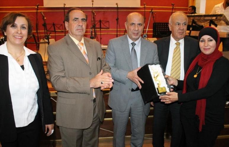( مهرجان الأغنية الوطنية السابع عشر للجامعات الأردنية في فيلادلفيا)