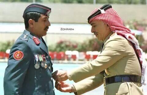 اللواء المتقاعد نمر الحمود العربيات في ذمة الله