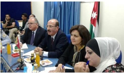 """لجنة العمل في """"الأعيان"""" تناقش تحديات التنمية في معان"""