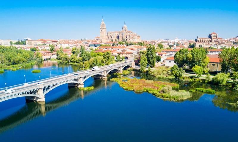 بالصور ..  السياحة في اسبانيا: كنوز سالامانكا جديرة بالاستكشاف