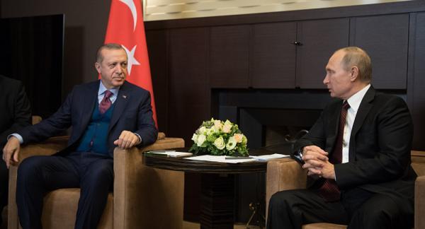أردوغان: انا وبوتين السياسيين الأكثر حنكة في العالم