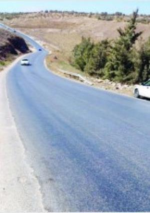 المزار الشمالي..حوادث مرورية شبه يومية يشهدها طريق وادي جحفية
