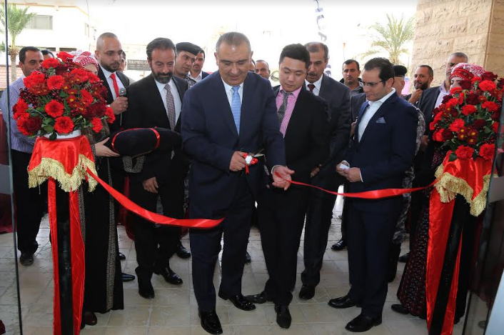 Huawei  تفتتح فرعاً جديداً في العقبة وتعزز من انتشارها الجغرافي في الأردن