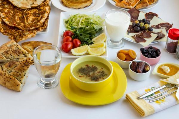 خطة الحفاظ على الوزن في رمضان