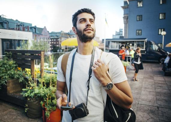 بالصور  ..  تعرف على اهم 10 جوانب ايجابية في السفر