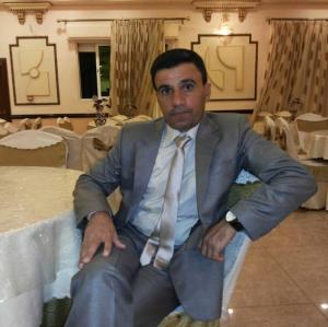 """ميلاد سعيد لـ"""" حسين عبيدات"""" أبو بلال"""