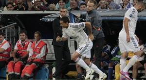 أنشيلوتي يشيد بصبر تشيتشاريتو مع ريال مدريد