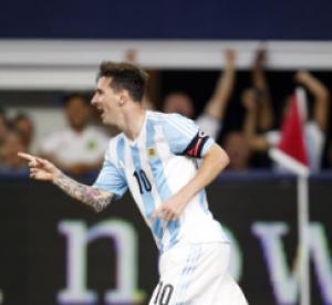 ميسي: الأرجنتين تستحق الفوز بكوبا أمريكا