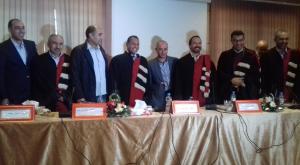 مبارك محمود بني خالد  مناقشة الدكتوراة