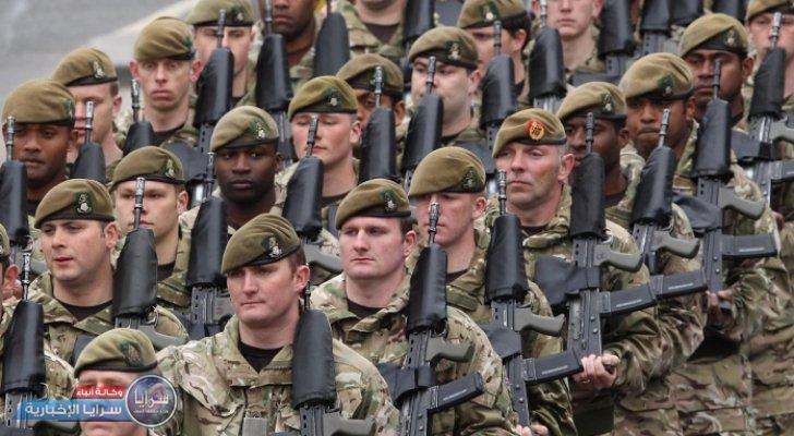 بريطانيا تضع الجيش في حالة تأهب