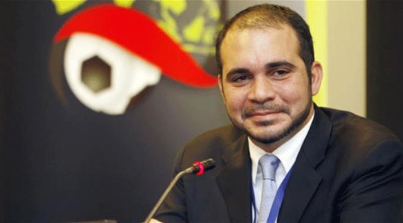 """علي بن الحسين يبدأ حملته الترويجية لرئاسة """"فيفا"""" في الأمريكيتين"""
