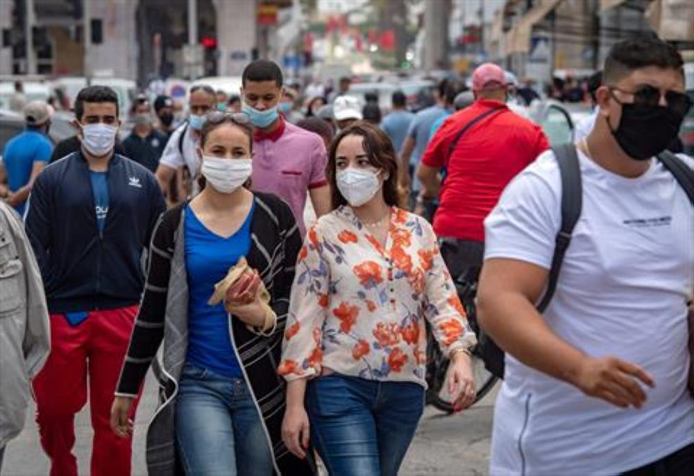 المغرب: 308 إصابة جديدة بفيروس كورونا