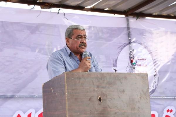 أبوصفية: الأزمة في وكالة الغوث سياسية وليست مالية