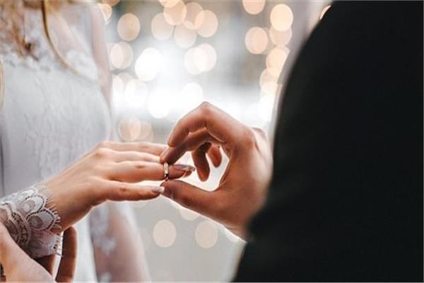 """مبارك الزفاف لــ""""سالم الهملان """" و """"عبير السعود"""""""