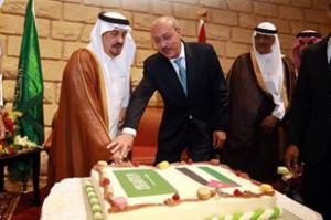 السفارة الاردنية في السعودية تحتفل في عيد الاستقلال