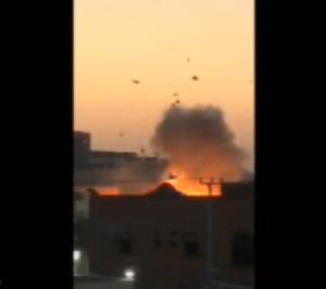 بالفيديو ..الأمن السعودي يقضي على مسلحين في جدة