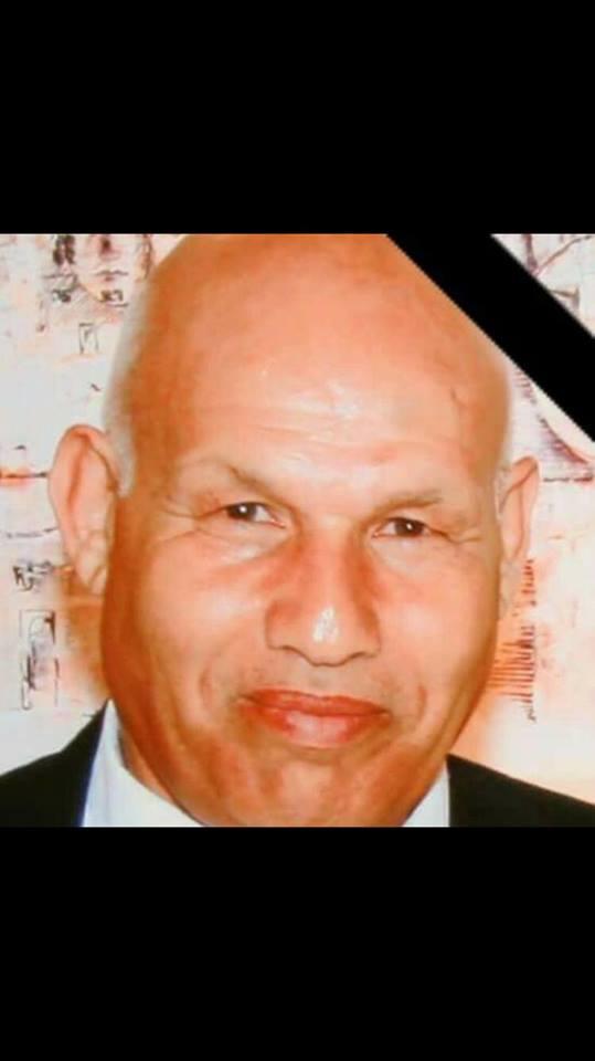 وفاة الفنان التشكيلي العالمي محمد بوليس ابو سيف