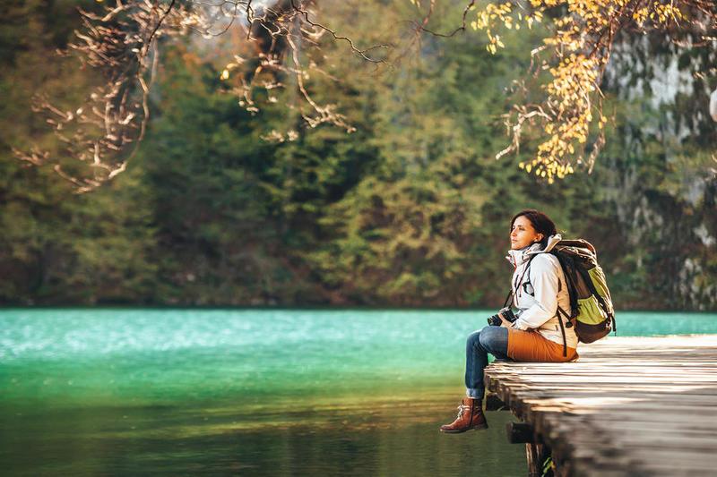 أفكار لرحلات سياحية للسفر وحيدًا