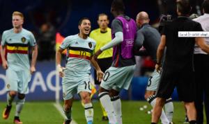 بلجيكا تهزم المجر برباعية وتبلغ ربع النهائي