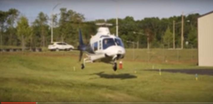 .خلع ضرس طفل باستخدام طائرة هيليكوبتر! Image