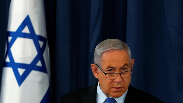 """نتنياهو يهدد من يهاجم إسرائيل بـ""""ضربة قاضية"""""""