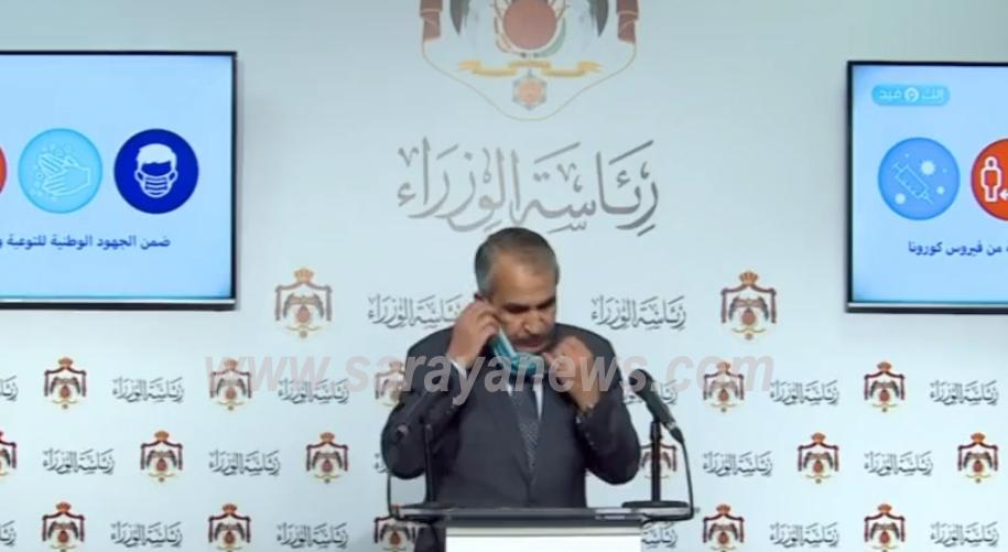 وزير الداخلية: لن نتهاون و المخالف سيتحمل مسؤولية مخالفته