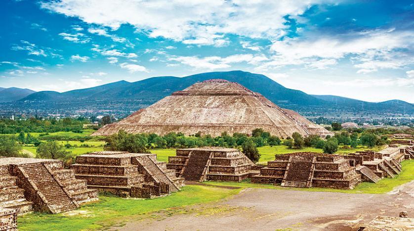 بالصور  ..  كنوز أميركا الجنوبية الطبيعية تبوح بأسرارها للسياح