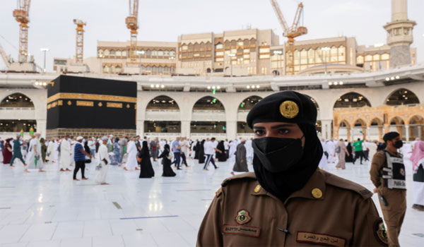 السعودية تعلن نجاح موسم الحج صحياً