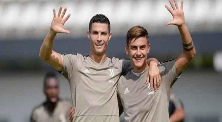 ريال مدريد يخطط لتخليص ديبالا من جحيم رونالدو