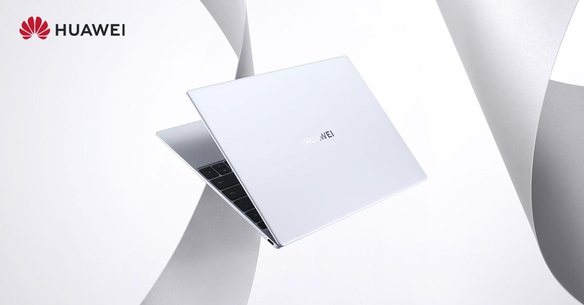 قريبًا ..  هواوي تطرح أجدد حاسوب شخصي Huawei MateBook X الجديد بوزن خفيف وجسم نحيف جداً في الأردن