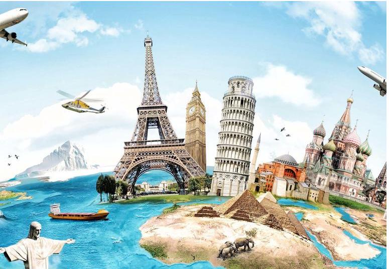 بالصور  ..  إليك الدول التي يفضلها المسافرون حول العالم