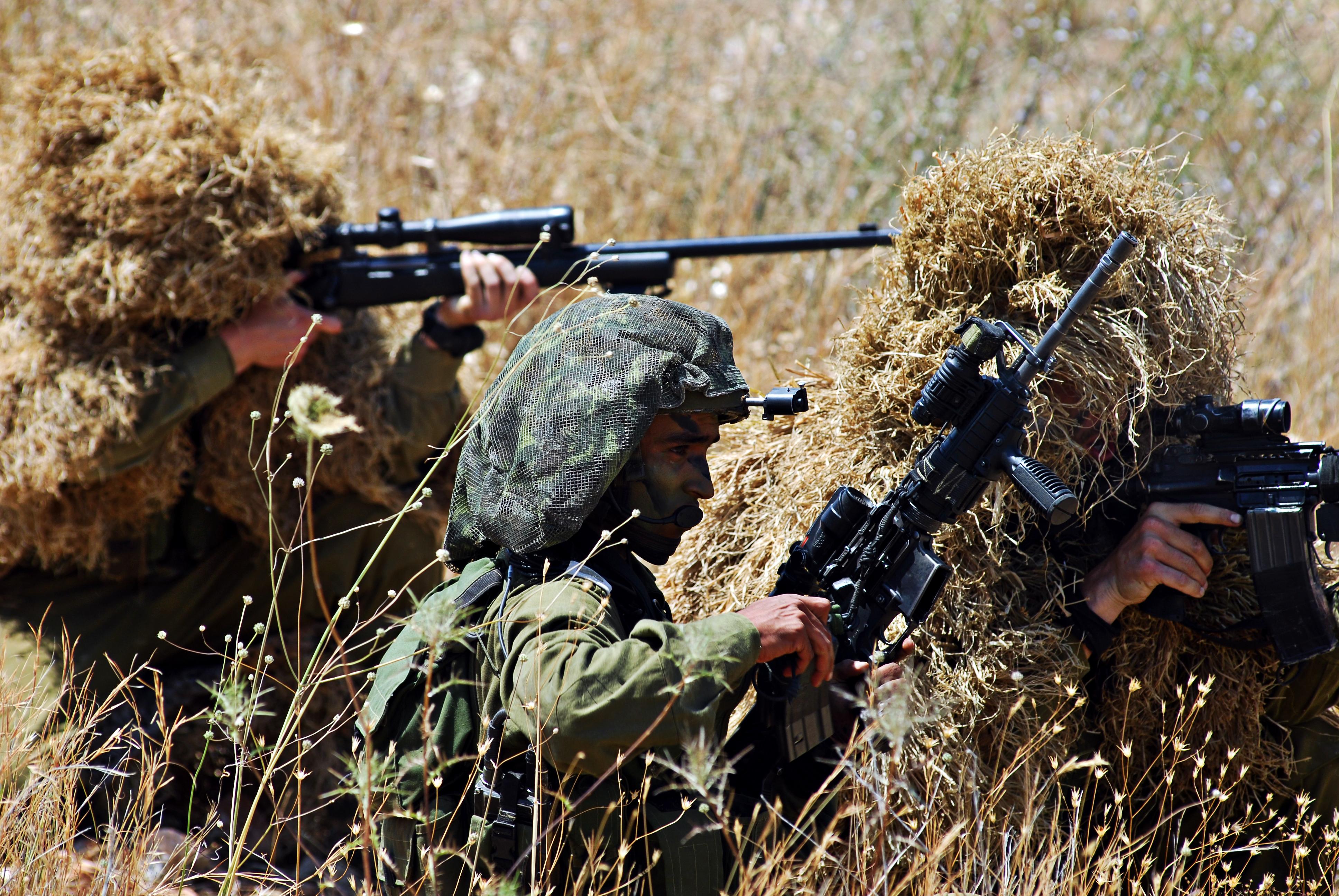 """الجيش الإسرائيلي يشكل كتيبة عسكرية بإسم """"أسود الأردن"""""""
