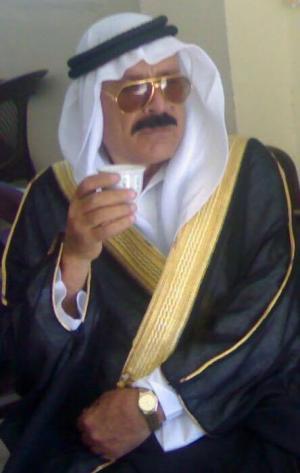 """تهنئة بمناسبة التماثل للشفاء الى  الشيخ """"نمر احمد حسان النوافلة """""""
