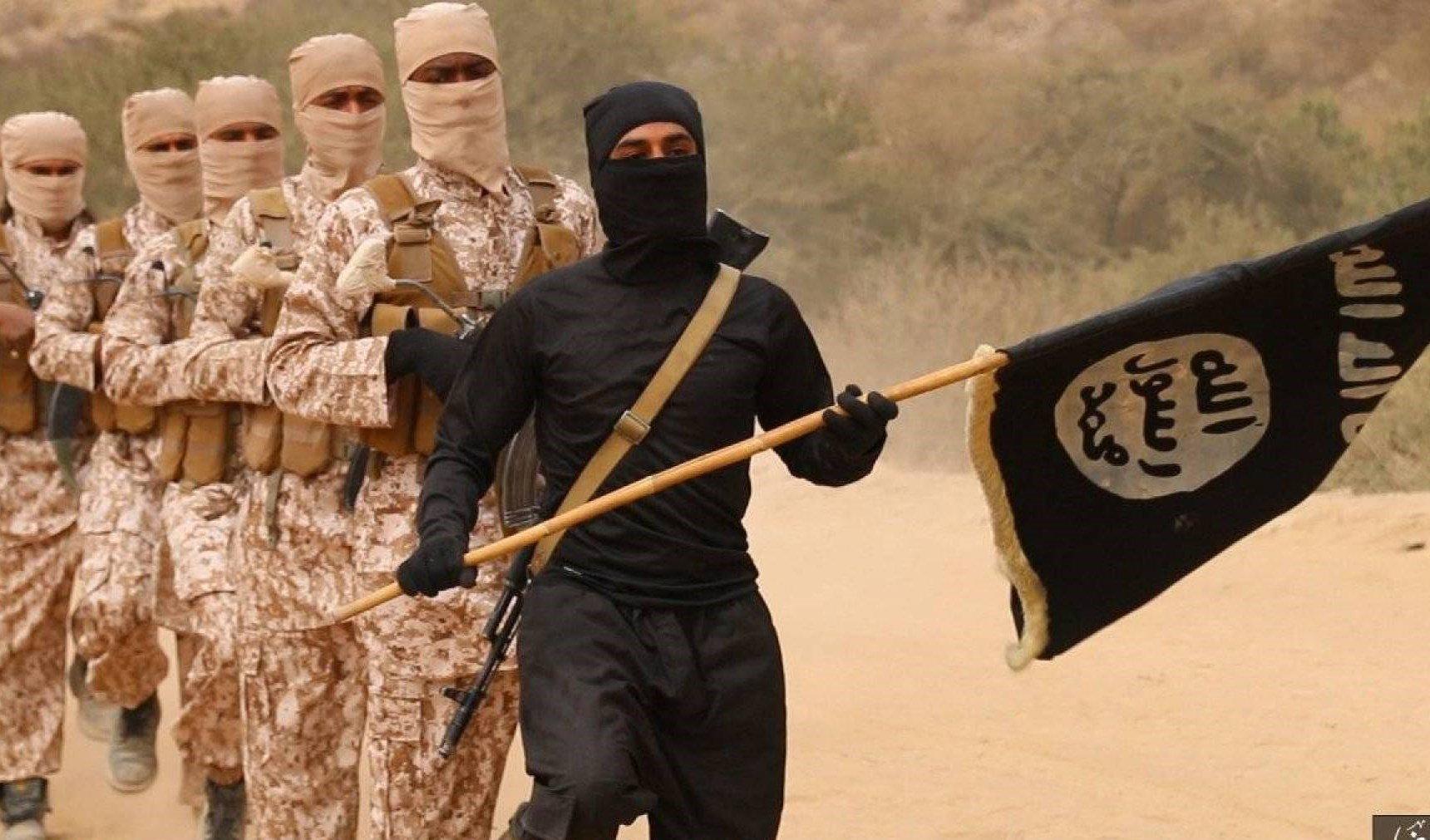 سقوط آخر معقل لداعش شرقي الفرات