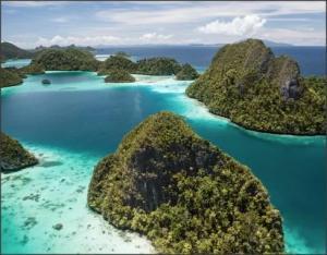 بالصور .. أفضل وجهات السياحة في اندونيسيا