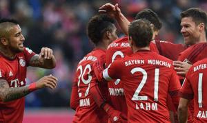 الدوري الألماني: الفوز الثالث عشر لبايرن ميونيخ دون أي هزيمة