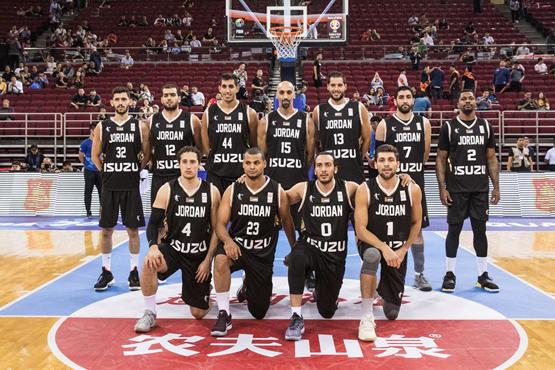منتخب السلة يواجه كازاخستان بتصفيات آسيا