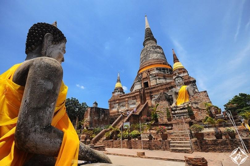 بالصور ..  جدول سياحي في بانكوك لرحلتك القادمة .. ثلاثة أيام تكفيك