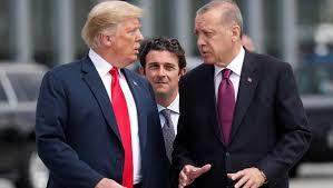 ترامب: أعتقد أن وقف إطلاق النار سيستمر وأردوغان يريد ذلك