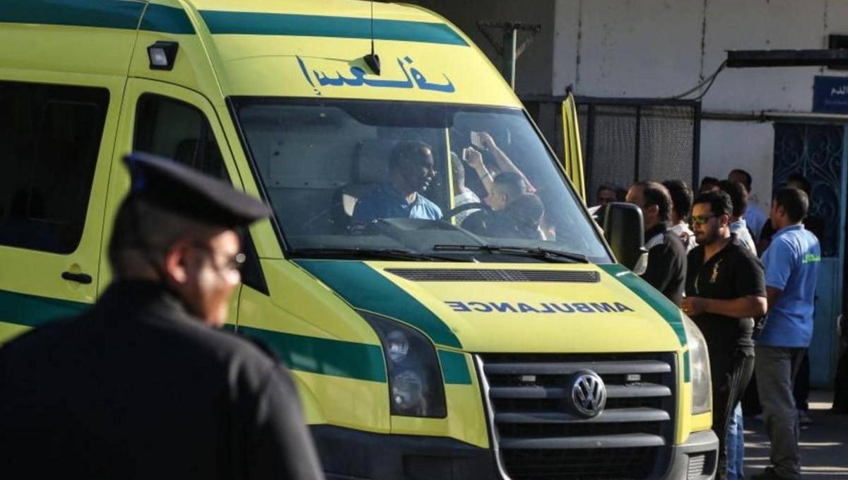 مصري مصاب بكورونا يلقي بنفسه من شرفة المستشفى