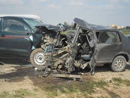 الكرك : إصابة 3 أشخاص بحادث تصادم